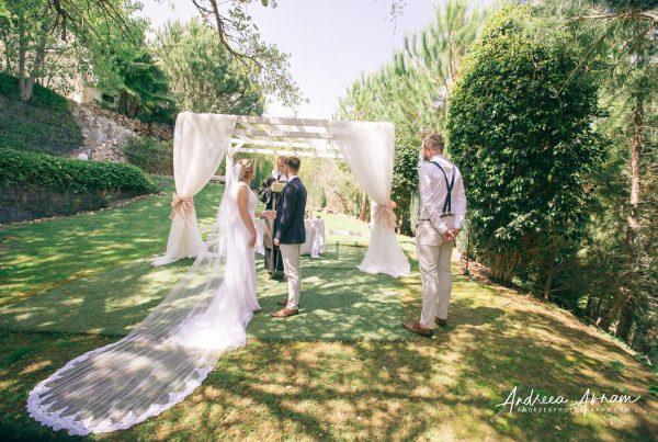 Niamh & Connie – Finca Villa Palma Marbella – WEDDING