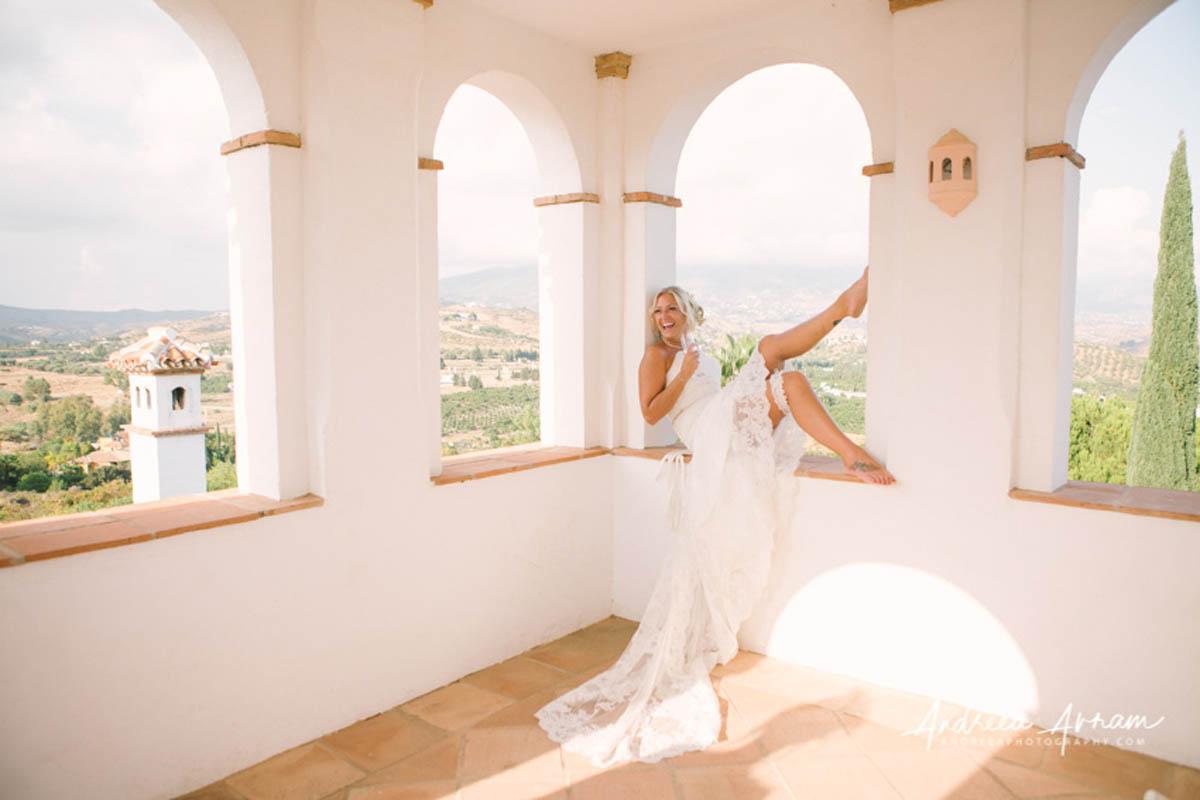 Lorraine & Paul – Hacienda San Jose Mijas – WEDDING
